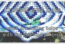 Crochet and happiness / I believe crochet can have a positive impact on your life. Crochet for happiness!