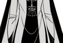 Black Numenoreans costume ideas