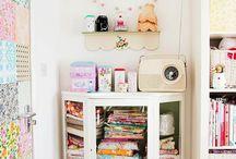 Organised craft space