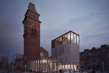 JFA Arts / Jamie Fobert Architects. Projects in the arts and cultural sector.