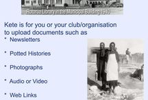 Local History and Heritage / Make the most of our Rotorua history past and present
