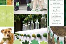 I love the Irish / Ideas for a wedding or party or just to celebrate the Irish