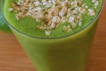 Drink up! / Here are all kinds of healthy drinks to help keep you on track!