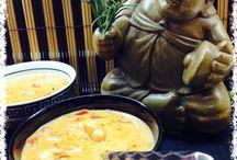 Sopas deliciosa / Esas sopas caseras preparadas con mucho mimo.