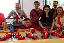 Σεμινάρια 3D cake Formula One / Επαγγελματικά σεμινάρια 3D CAKE Formula One.