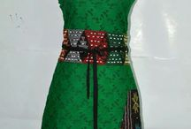 dress batik br
