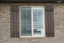 shutters / by Christopher Borneman