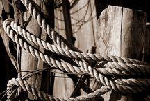 Ropes / by Craftori - arts . crafts . vintage