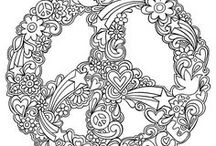 Coloring Pages / by Cathy Dippolito