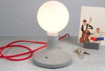 Licht und Leuchten / Von der Tischleuchte bis zu Stehlampe