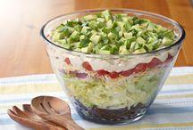 Salads / by Kerry Harris