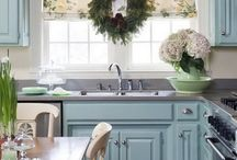 For the Kitchen Style / by Julie Augenstein