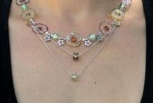 My lampwork Jewelry / by Rachel Art
