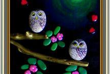 κουκουβάγιες την νύχτα