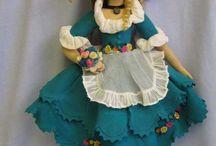 Doll Collection / by Maryn Wynne