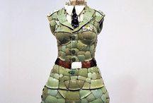 art inspired fashion