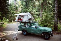 cruiser/camping