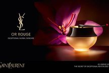 YSL Or Rouge / YVES SAINT LAURENT reveals OR ROUGE, its Exceptional Global Skincare, where lies at its heart the Pistil of Saffron from High Atlas