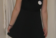 Action: Little Black Dress -Fashion Ideas / by ElisaAverageAdvocate