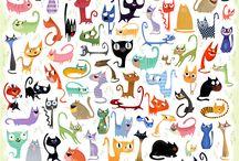 Кошки кошки кошки....