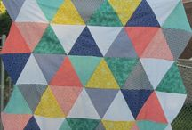 Triangle Quilt / by Erin Fike