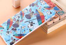 British Inspired Cartoon iphone Cases
