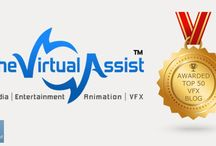 'The Virtual Assist' is featured in the list of top 50 worldwide VFX Blogs and Websites