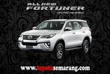 Daftar Harga dan Paket Kredit Toyota Fortuner di Semarang / Daftar Harga dan Paket Kredit Toyota Fortuner di Semarang