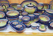 Polish Dinnerware & Tea Sets