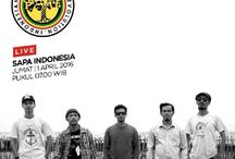 "live concert ANOTHER PROJECT at KompasTV / Talk Show ""sapa indonesia pagi"" live Studio Orange at kompas tv jakarta"