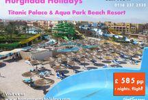 Titanic Palace Aqua Park Beach Resort, Hurghada Holidays