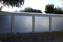 Battery Garages  / Battery #garages are a series of prefab concrete garages built together. Used by Local Authorities, Housing Associations and private developers to provide garages at a convenient distance from buildings! http://www.lmconcretegarages.co.uk/garages/battery-garages/