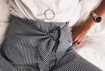 Elegante bukser