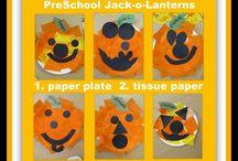 Pumpkin Patch Ideas
