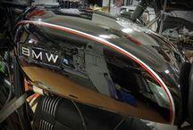 Bmw R65 Black Coffee