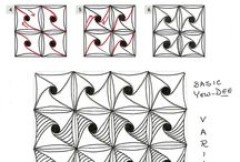 Art Zentangle Y / by Sharon Salu