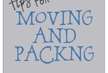 Moving / by Whitney Topham