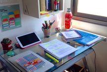 school and study