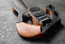 Guitars & music inspiration