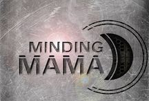 MINDING MAMA - A NEW GRAPHIC NOVEL / Written by EJ Jackson ('The Methuselah Paradox'), Illustrated by Dan Schaefer ('Grimm', Marvel & Dark Horse), concept art by Amanda Fullwood.