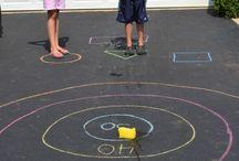 Activités et jeux centre de loisirs