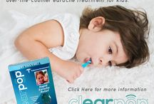 ClearPop on Twitter / ClearPop Rapid Earache Relief has lots of fans on Twitter.  ClearPop® is the game-changing, over-the-counter earache treatment that uses natural biomechanics and medicine-free ingredients to help clear fluid from inside the ear through the mouth – providing your child fast and effective relief without antibiotics or analgesics.