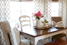 Dining room / by Jeslee Murphy