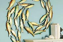 Vissen metaal