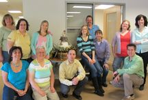 Pastel Day! /  Our team here at Grappone Automotive Group wearing their Easter Colors on Friday! Check it out!