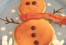 North Pole Breakfast Ideas / Recipes , ideas and more . . .  / by Baby Republic