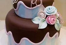 Inanılmaz Pastalar / Özel pastalar