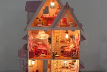 Little Houses / by Leah