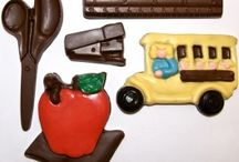 Back to School / Back to school inspired delectables