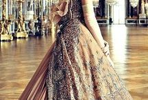 evening&weding dresses